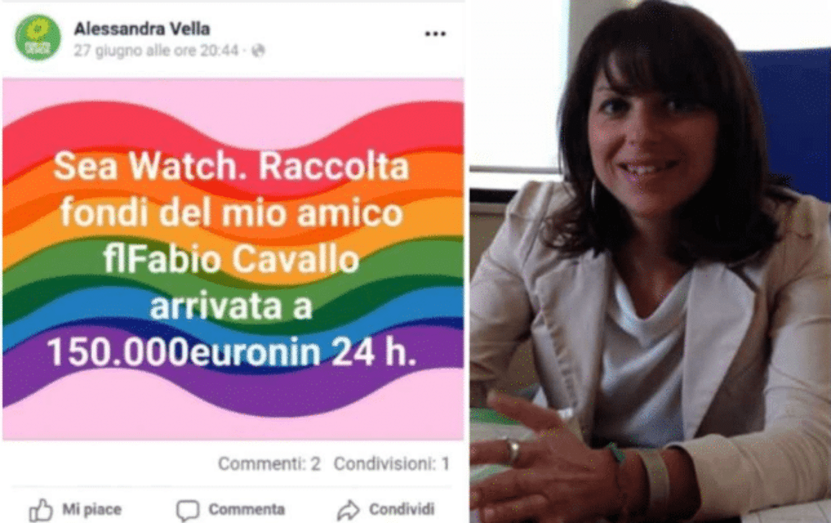 Sea Watch, Carola Rackete denuncia Salvini
