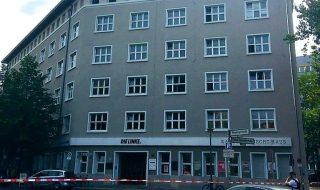 allarme bomba evacuata sede berlino die linke