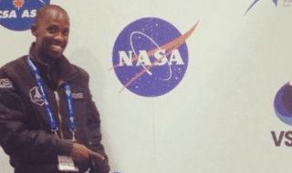 astronauta africano morto