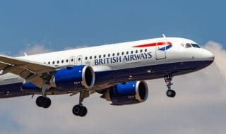 British Airways voli Il Cairo