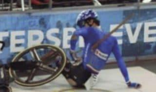 ciclista trafitto scheggia lorenzo gobbo