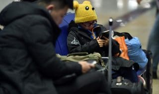 Cina app spia turisti