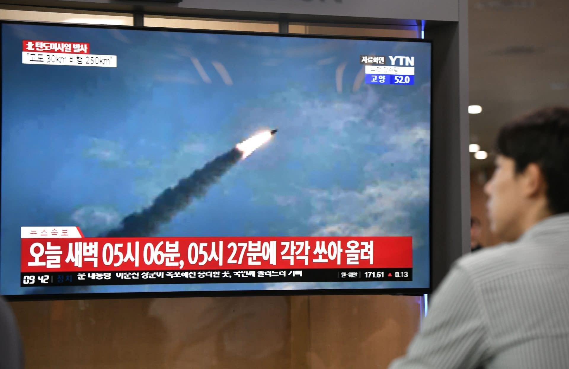 Nord Corea, Seul denuncia un nuovo test missilistico