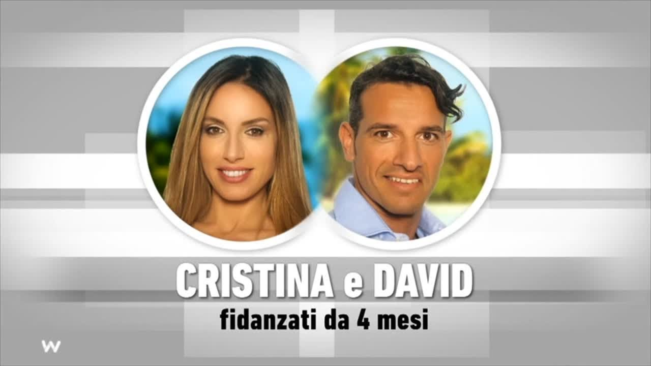 david e cristina temptation island 2019