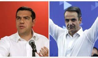 elezioni grecia sfida Tsipras Mitsotakis