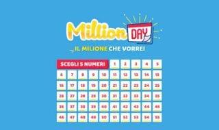 estrazioni million day