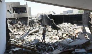 libia raid centro detenzione