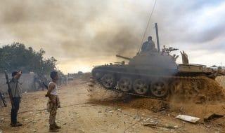 libia governo francia attacco tripoli