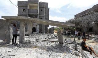 libia guerra sfollati