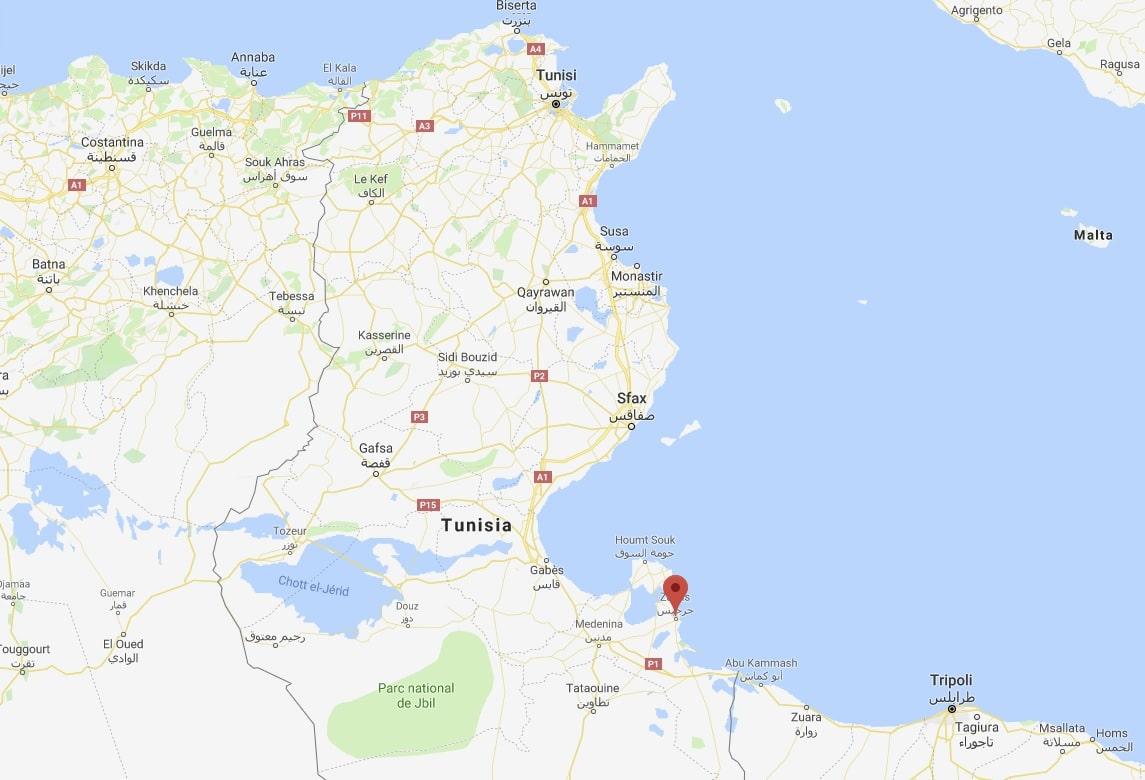 migranti naufragio tunisia