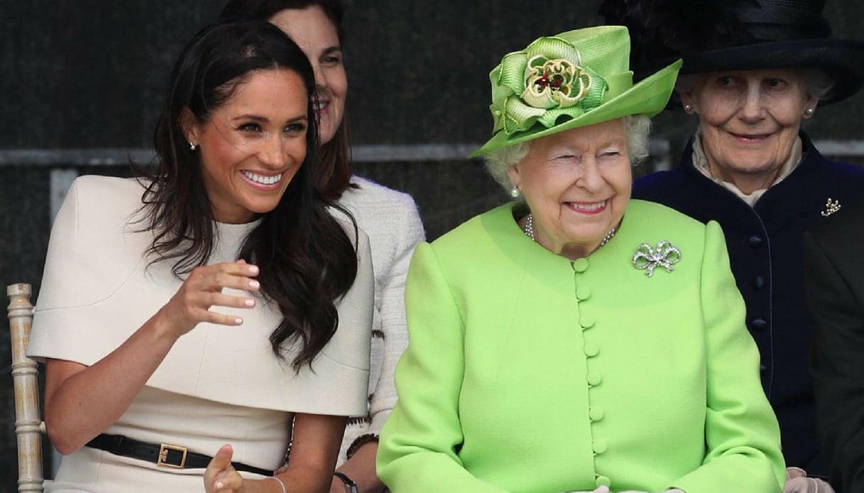 Meghan Markle, il duro compito da svolgere quando la Regina Elisabetta morirà