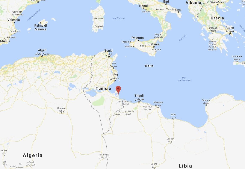 Naufragio al largo della Tunisia ci sarebbero 80 dispersi