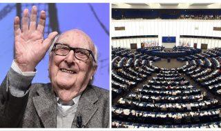 morte camilleri applausi parlamento europeo