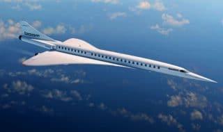 Aereo supersonico Overture