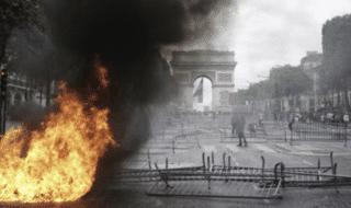 francia tensioni festa nazionale