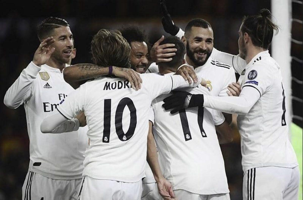 Partite Real Madrid Calendario.Real Madrid Arsenal Dove Vedere In Diretta Tv E In