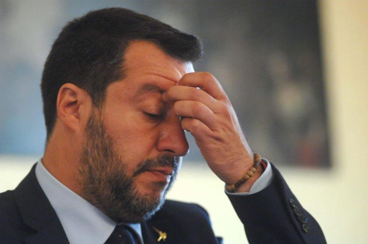 Salvini ammette: