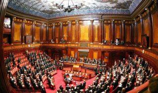 senato approva ddl costituzionale taglio parlamentari