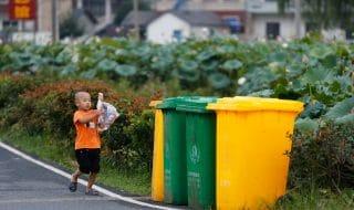 Shanghai rifiuti
