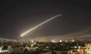 siria raid israele