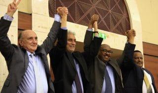 sudan firmato accordo governo transizione