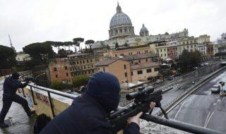 terrorista roma