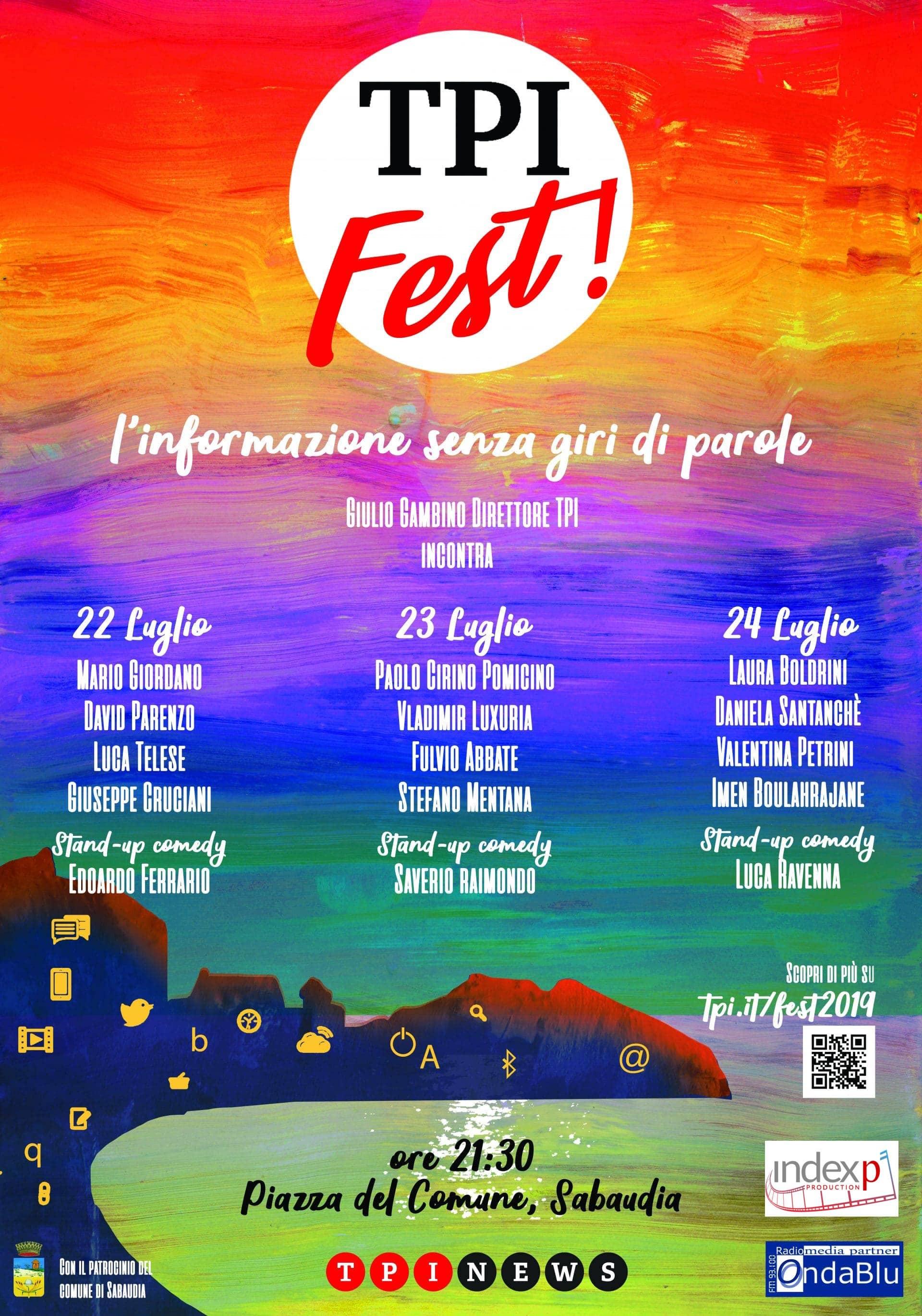 tpi festival sabaudia
