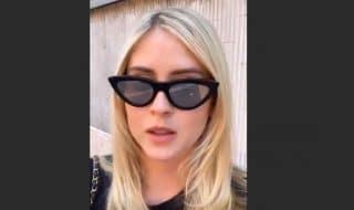 valentina ferragni instagram insulti risposta