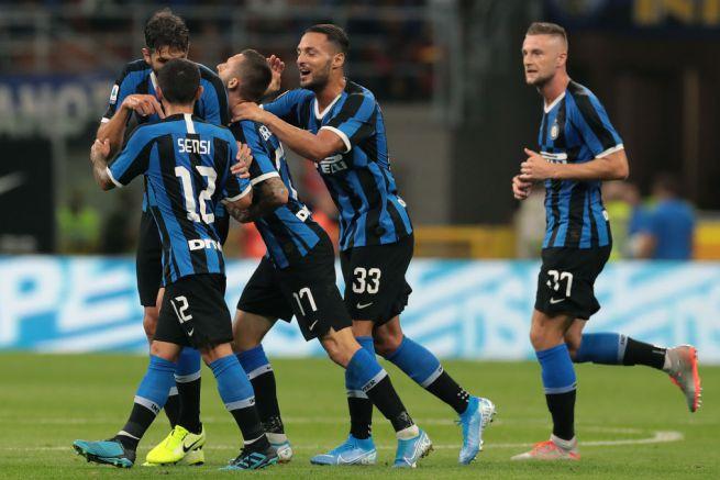 Cagliari Inter diretta