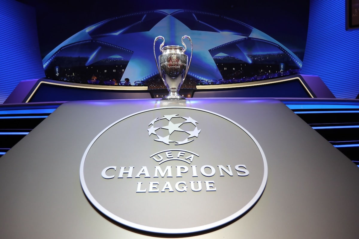 Champions League girone Atalanta