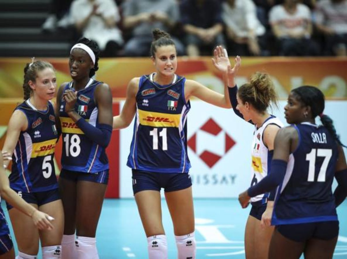 Calendario Volley Mondiali 2020.Europei Volley Femminile 2019 Il Calendario Dell Italia