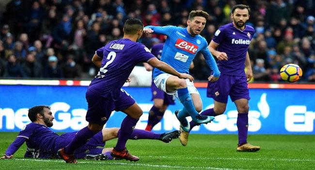 Fiorentina Napoli diretta live