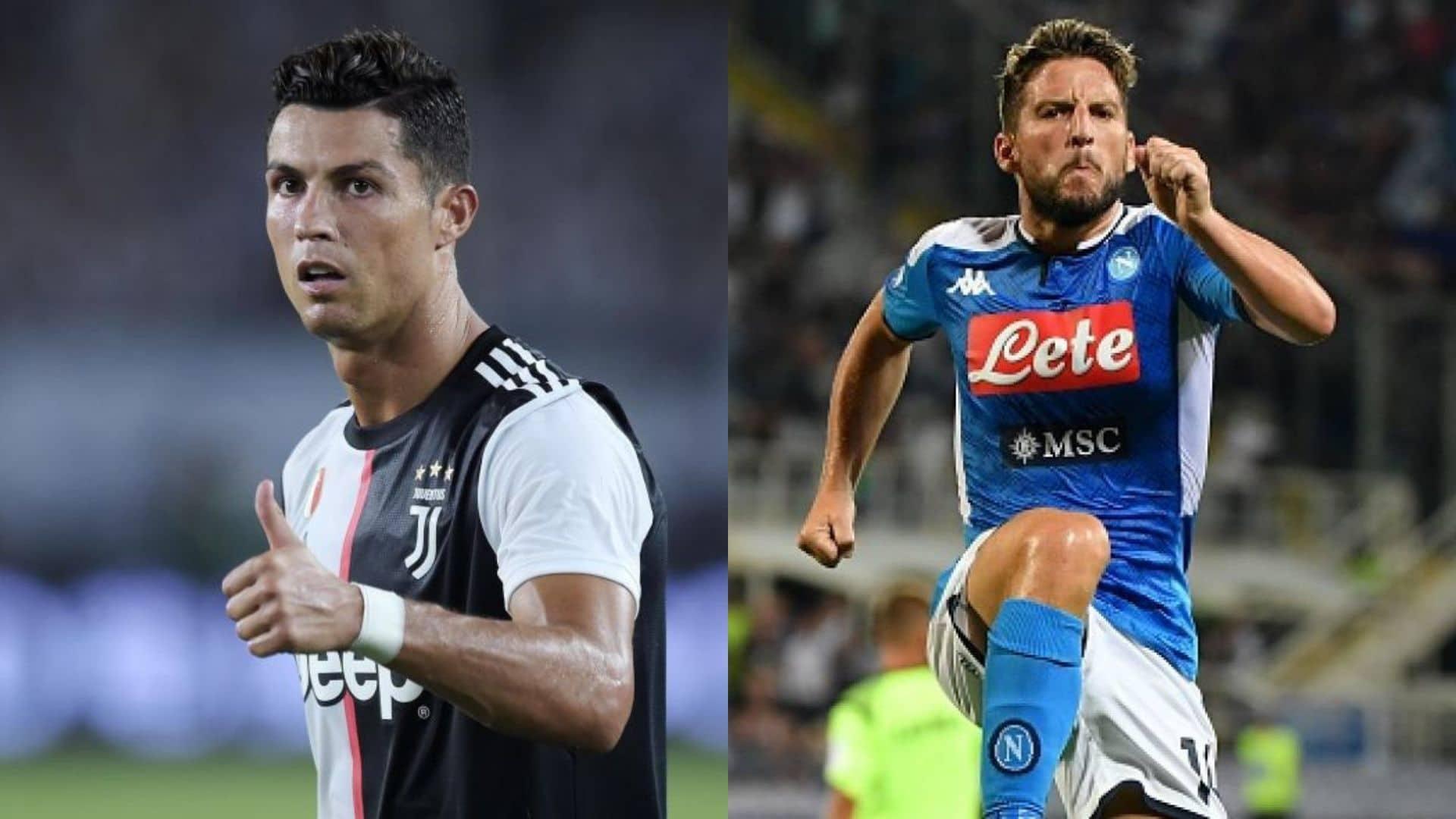 Juventus Napoli Diretta Live Aggiornamenti Gol Risultato Serie A