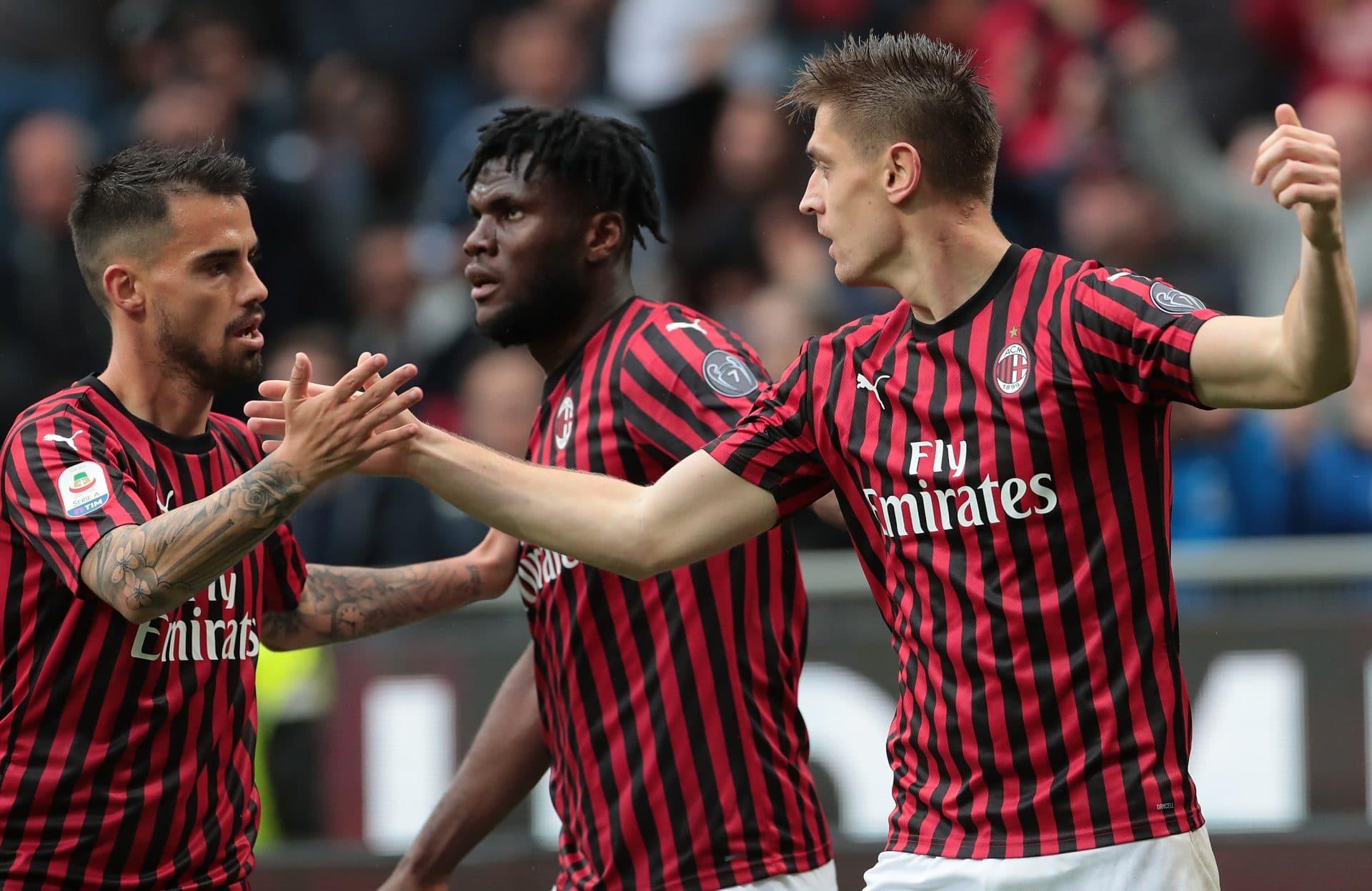 Milan Brescia diretta