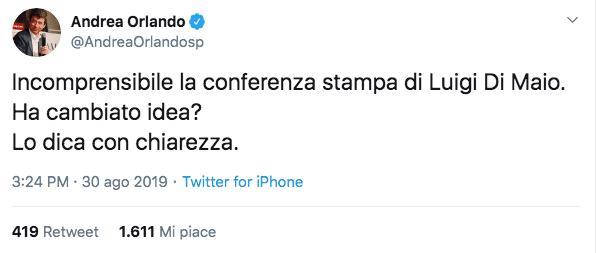 tweet orlando