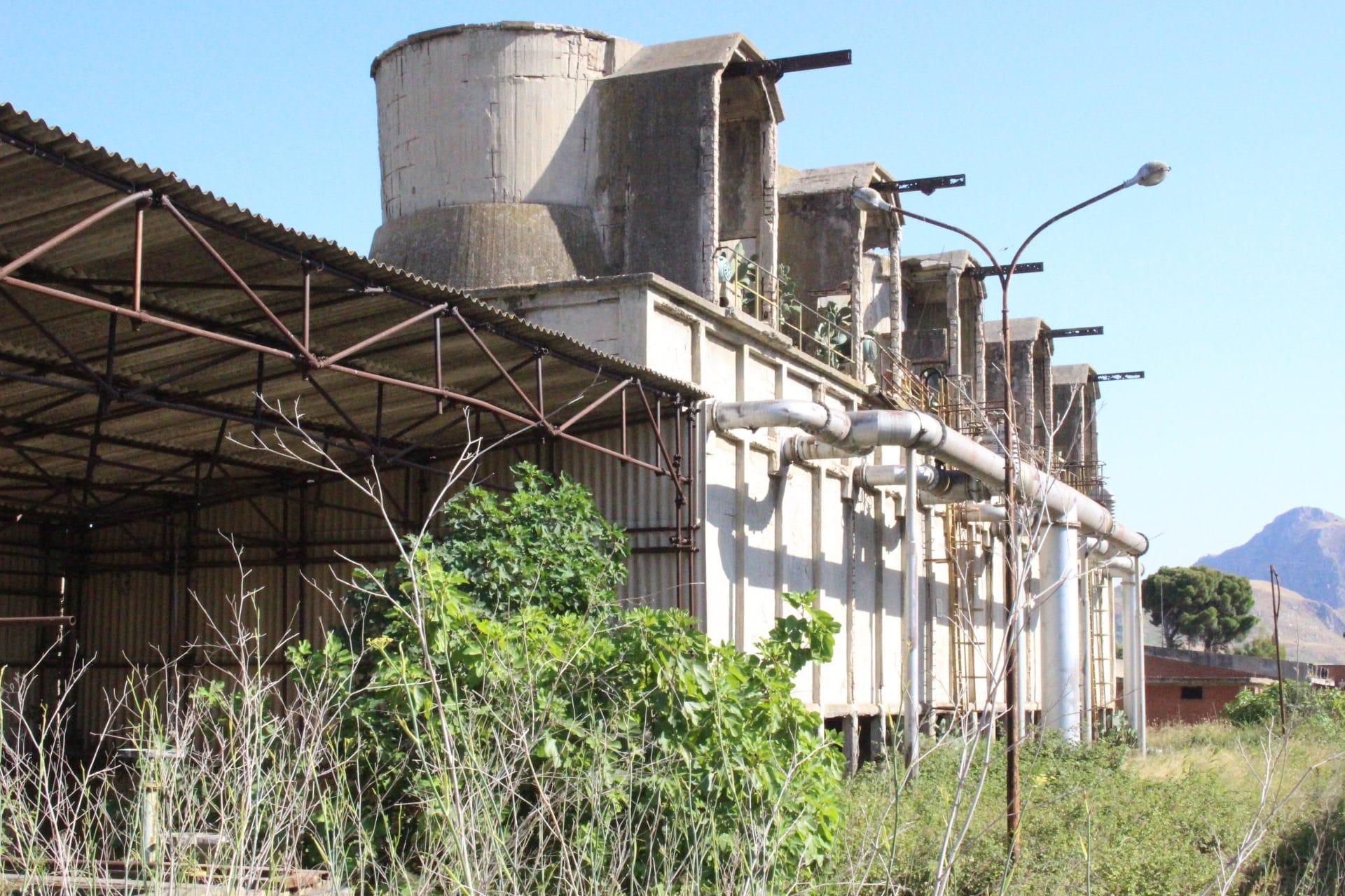 Sicilia valle radioattiva