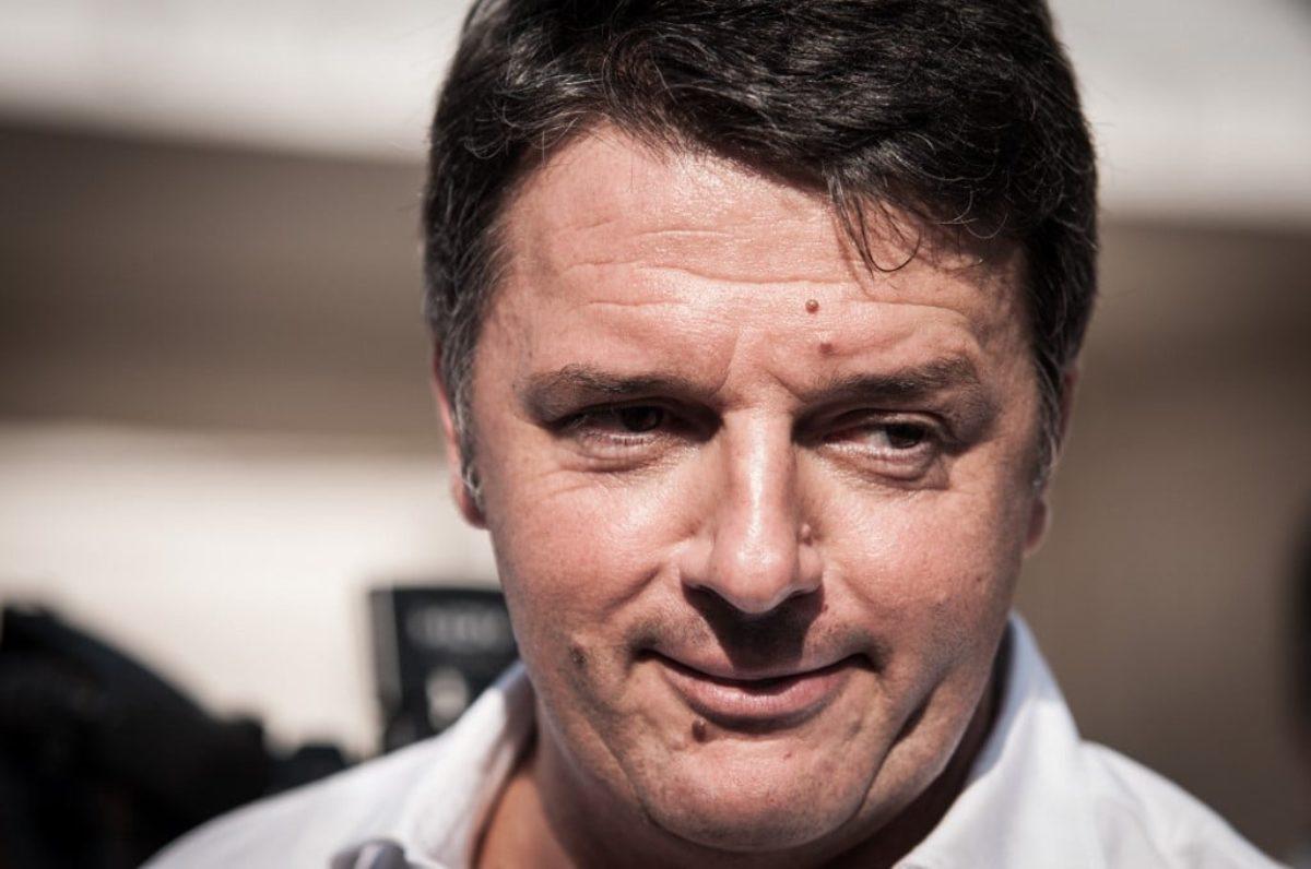 Matteo Renzi dice che