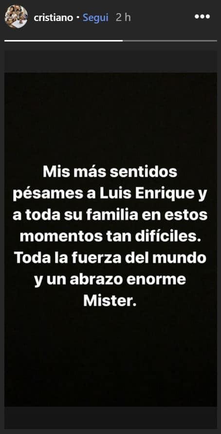 cristiano ronaldo luis enrique