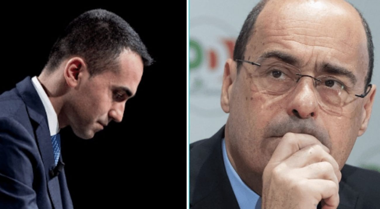 Incontro Di Maio-Zingaretti, M5S ripropone Conte Premier. Segretario Pd: