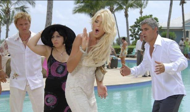 matrimonio alle bahamas trama