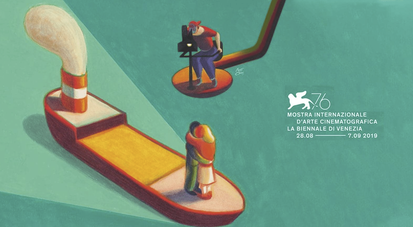 Mostra del cinema di Venezia 2019