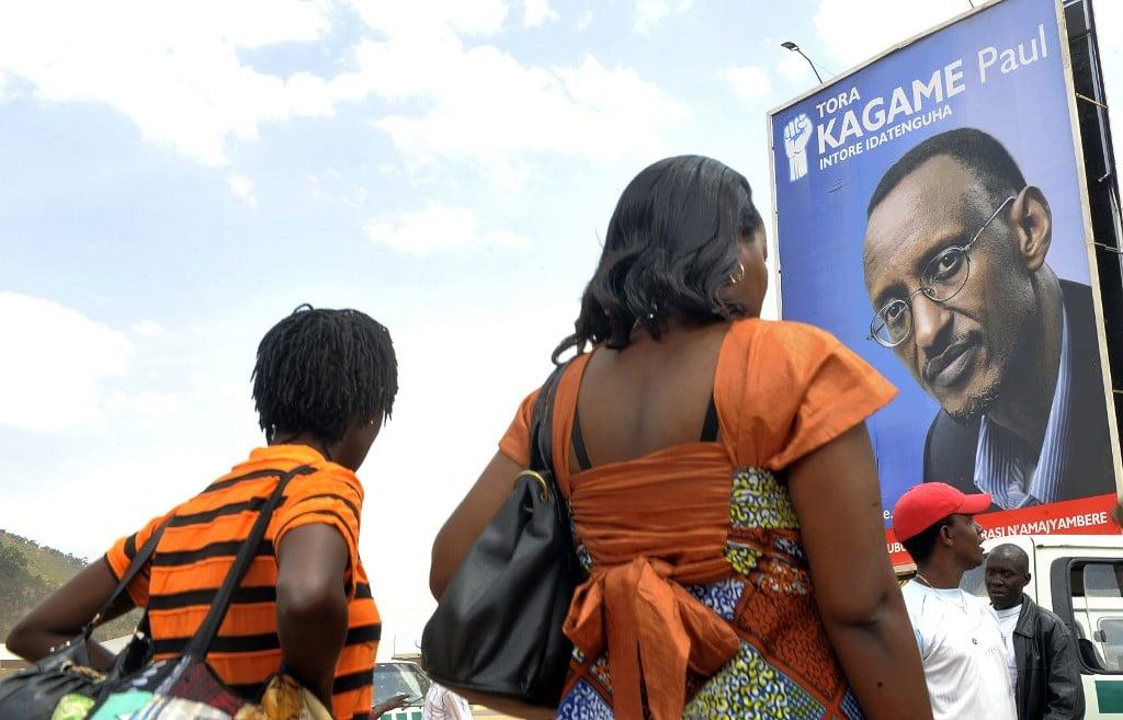 ruanda donne