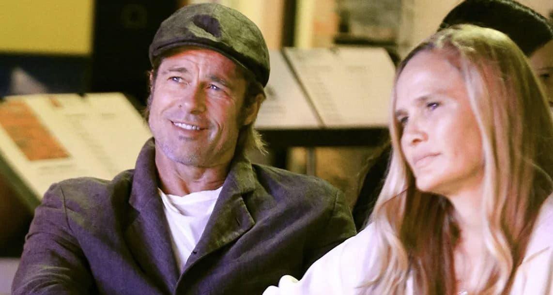 Brad Pitt, nuovo amore per l'attore: ecco chi è la nuova fidanzata