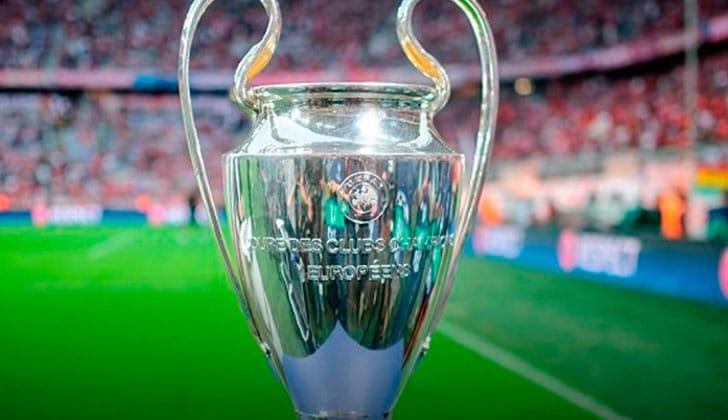 Calendario champions League