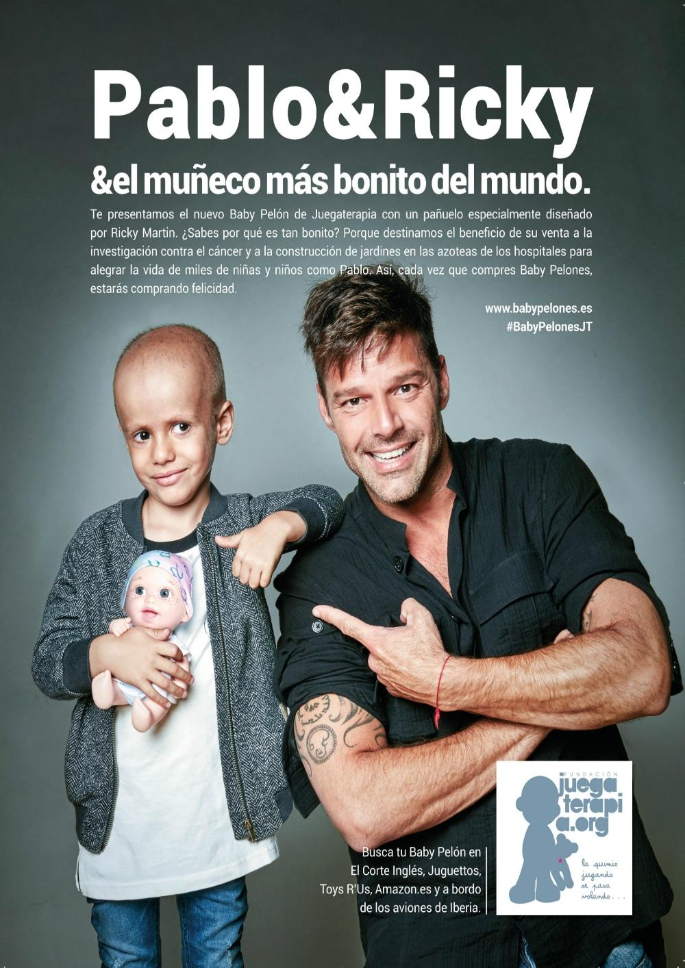 laura pausini bambole bambini tumore