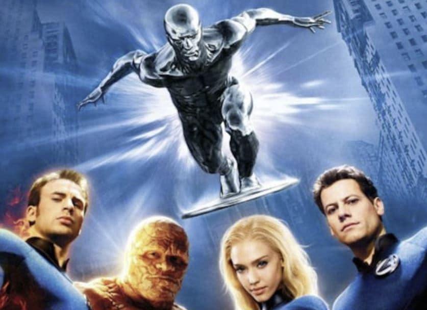 I Fantastici 4 e Silver Surfer trama