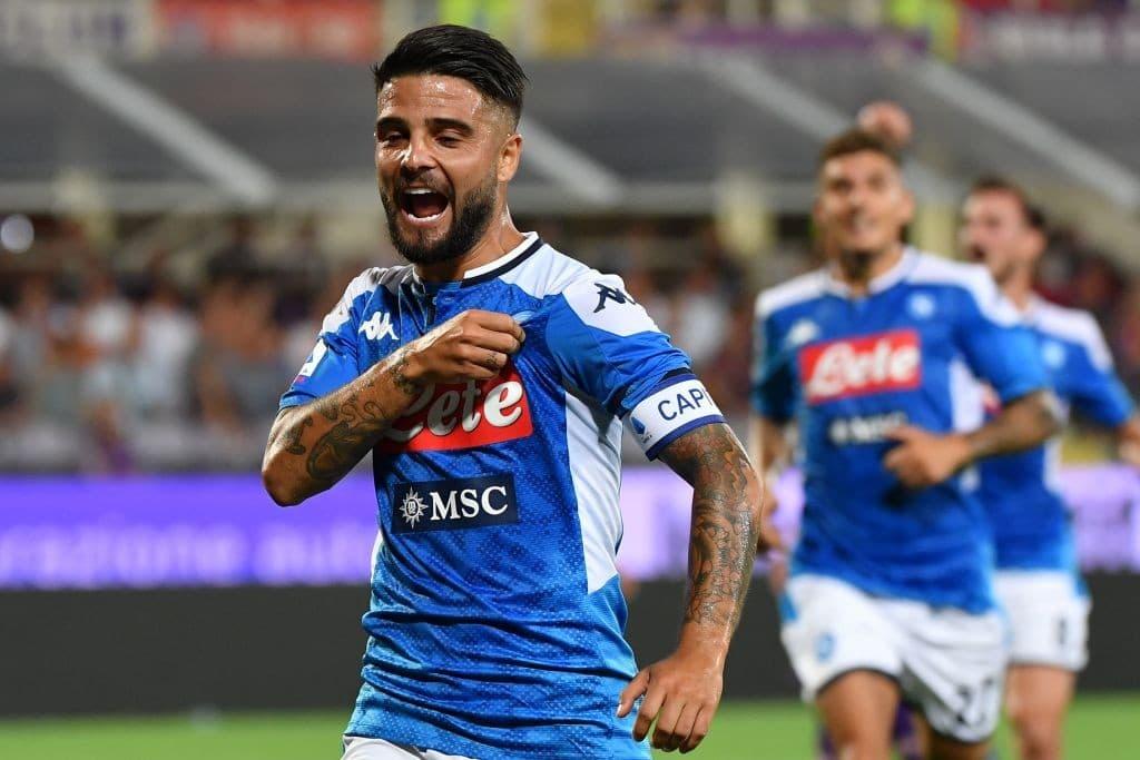 Napoli Liverpool diretta