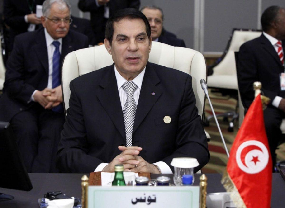 Tunisia: morto in Arabia Saudita ex presidente Ben Alì
