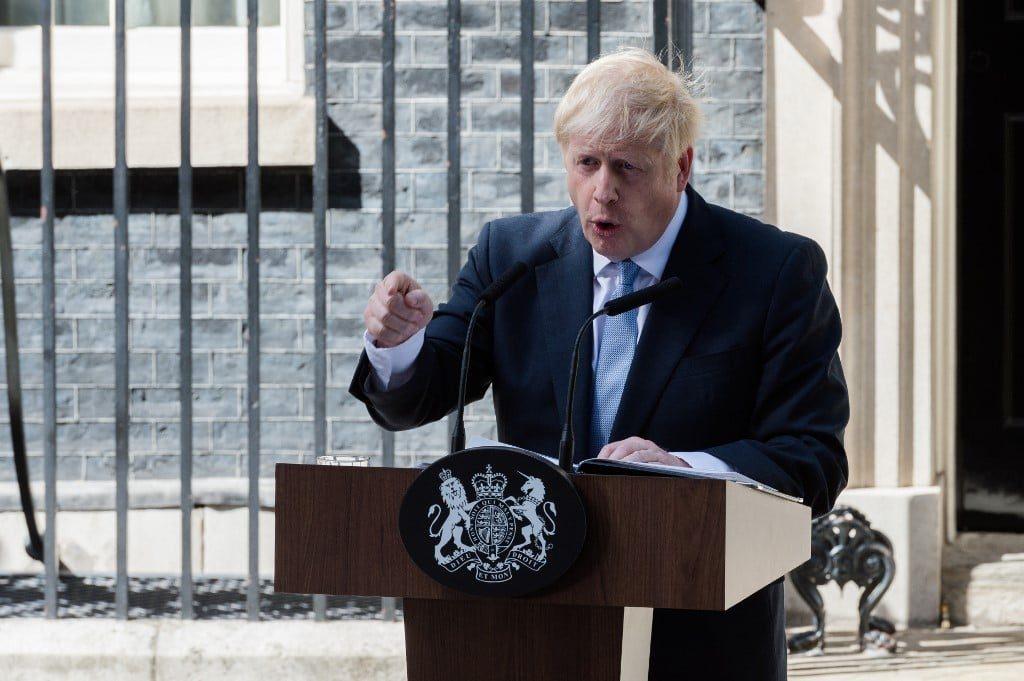 boris johnson senza accordo voto brexit