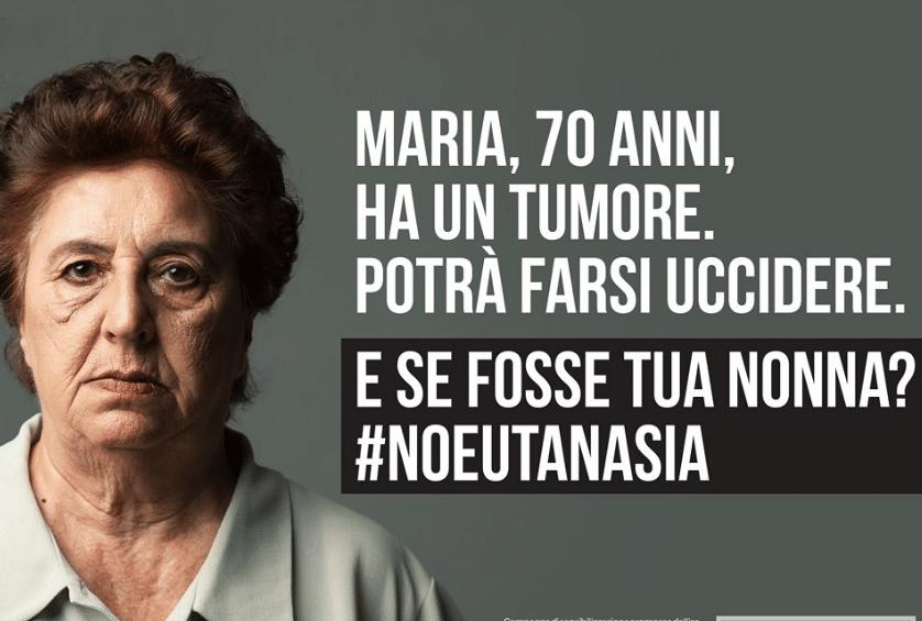 campagna shock pro vita eutanasia